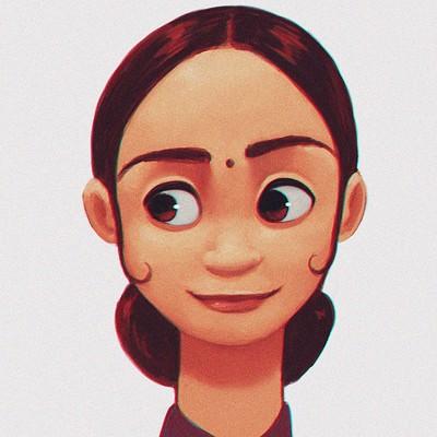 Arjun somasekharan random lady 2