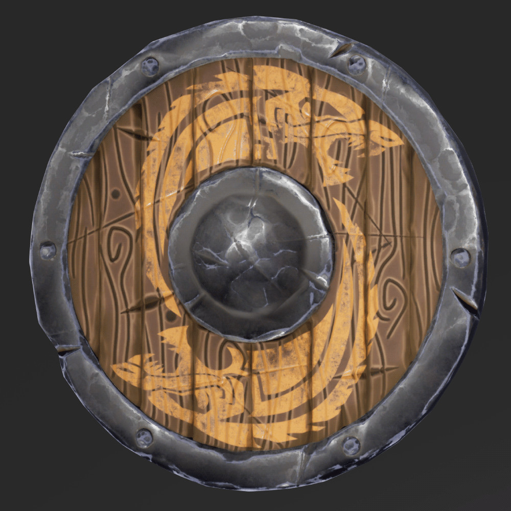 Cameron chung stylized shield thumbnail