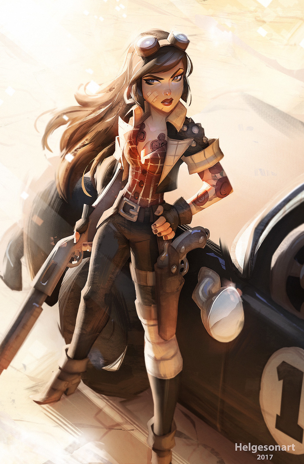 Original Concept by Johannes Helgeson