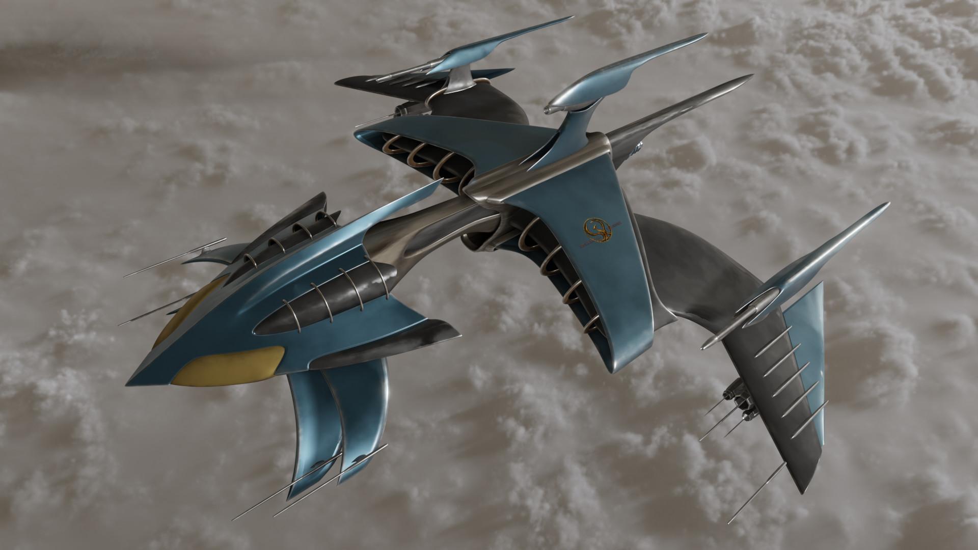 Arcadeous phoenix render3