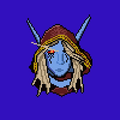 Warcraft Pixel Art