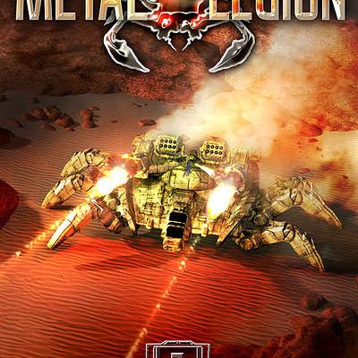 Luca oleastri metal legion 1