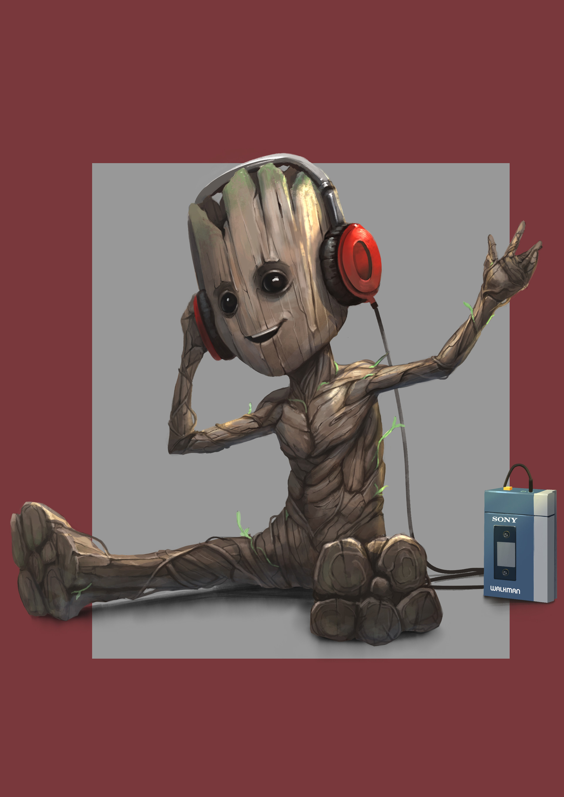Sergio roman young groot