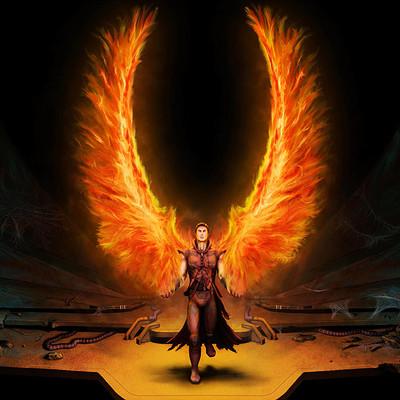Darren levine pyromancer
