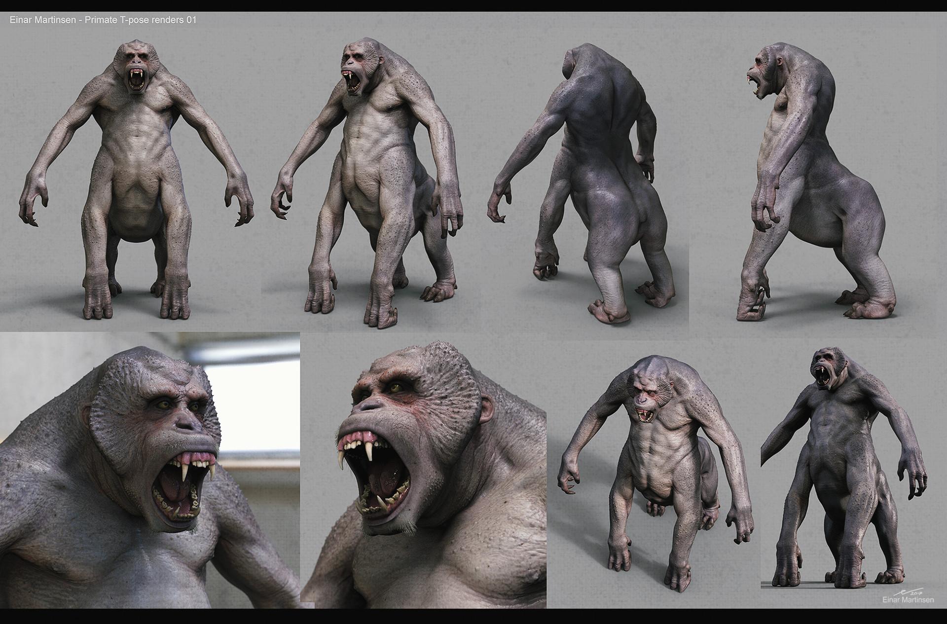 Einar martinsen week 07 jm course einarmartinsen primate renders 01