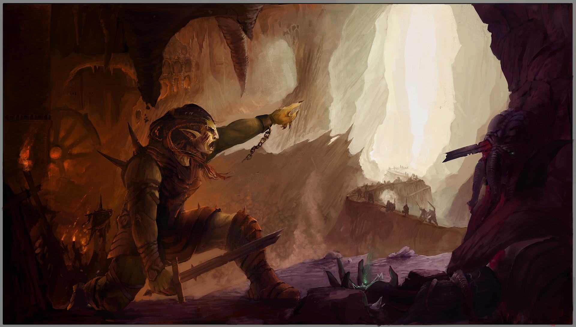 Yazgha's Revolt