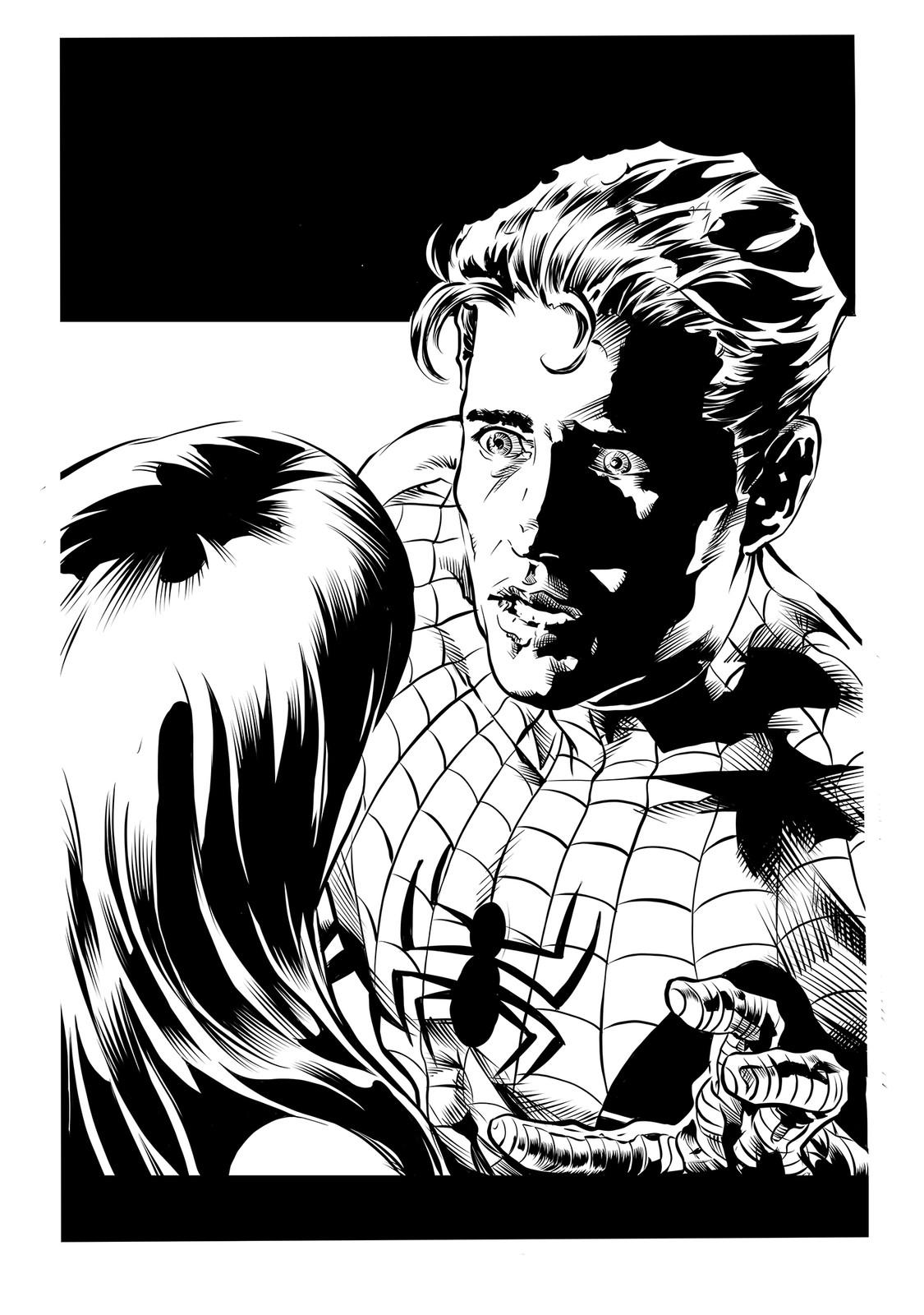 Amazing Spiderman Sample 01