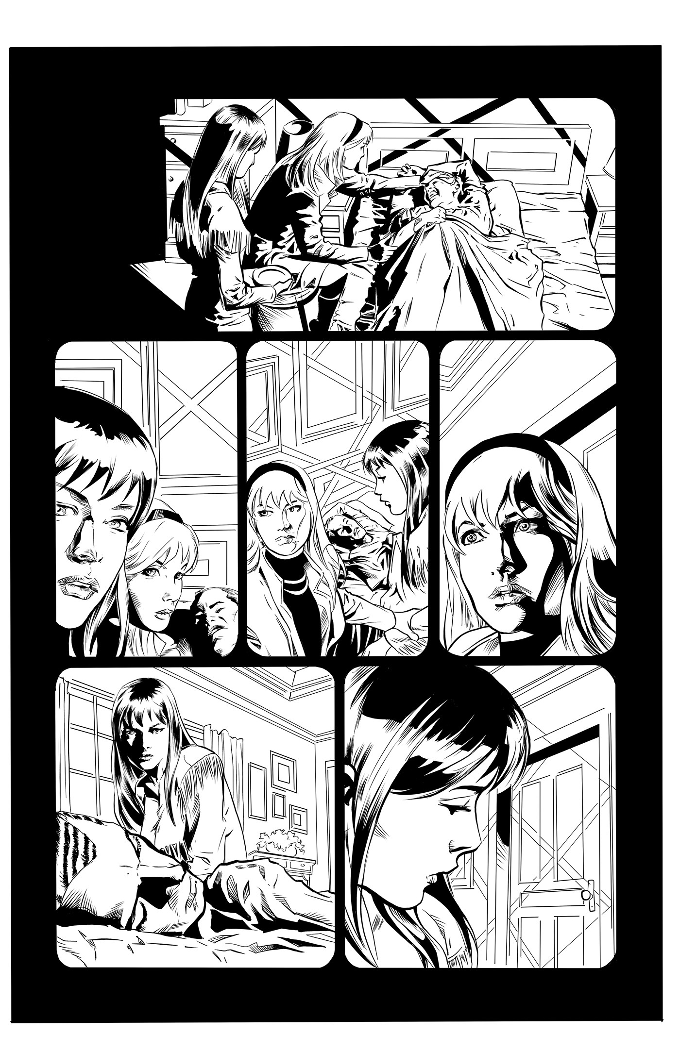 Amazing Spiderman Sample Page 05