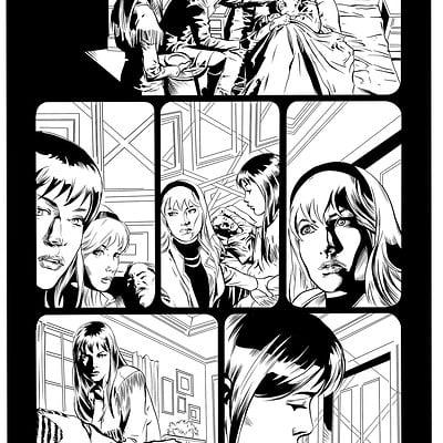 Amazing Spiderman Sample Page 05