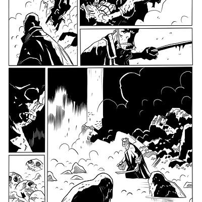 Hellboy Sample Page 03