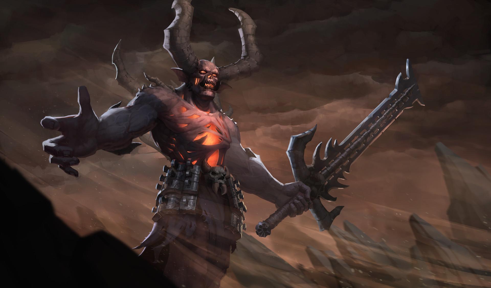 Malik sigrist demons 33 sword change