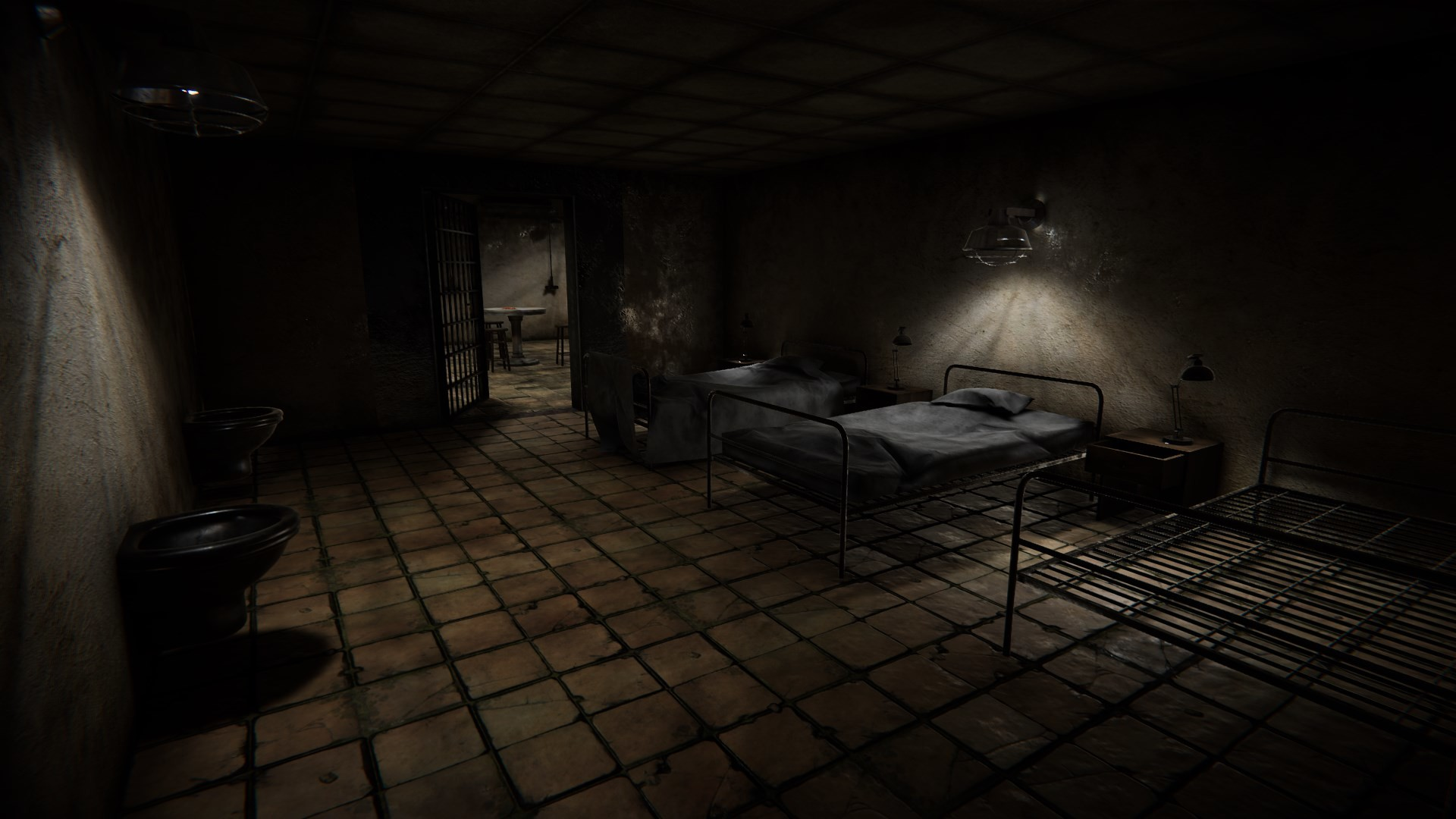 Yasuka taira hq modular prison skjkhwtcag