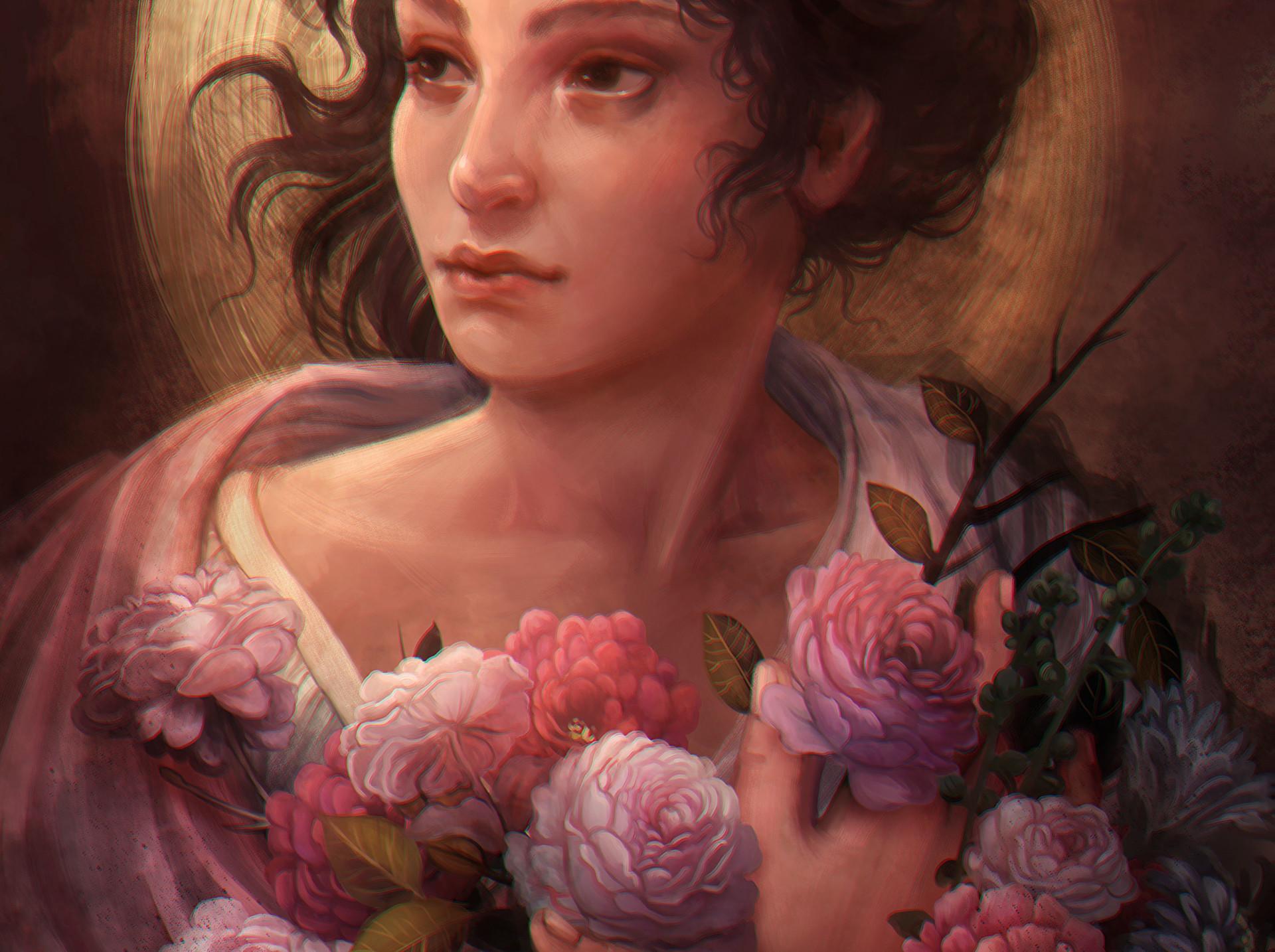 Lourdes saraiva portrait female1
