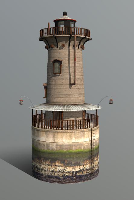 Jordan cameron lighthouse 3