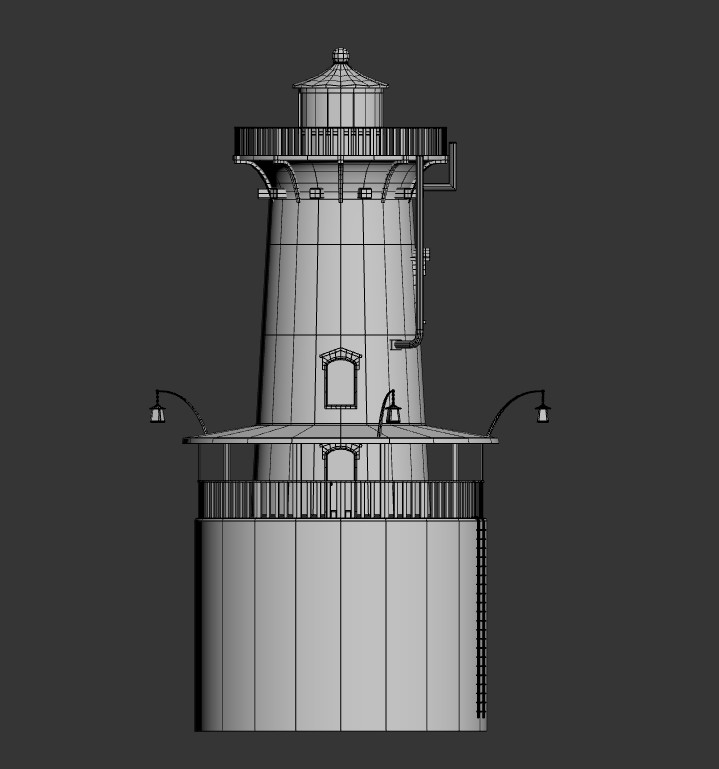 Jordan cameron lighthouse 1