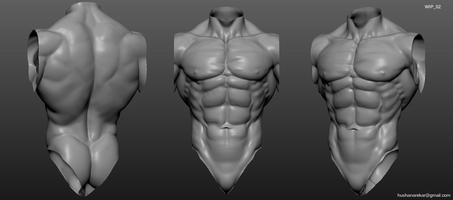 Bhushan arekar torso 02