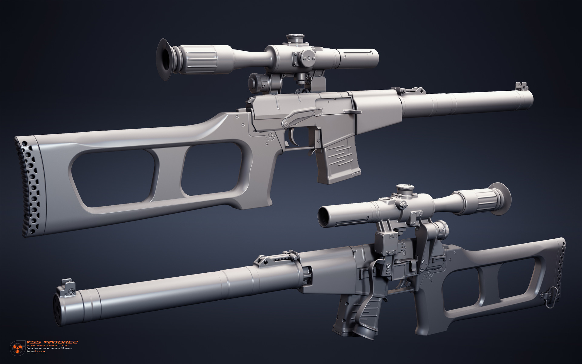 Render dock vss 10
