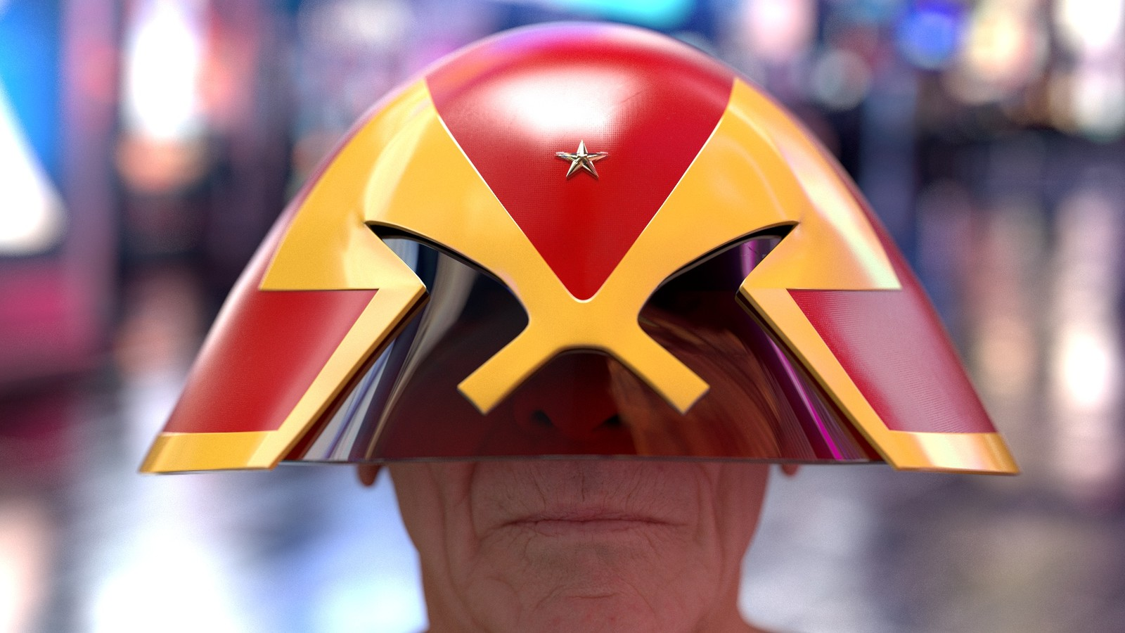 Sino-Cit Judge Helmet