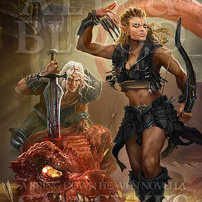 Ertac altinoz ale and blood a bring down heaven novella