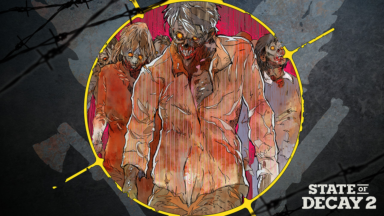 State of Decay 2 Achievement Art