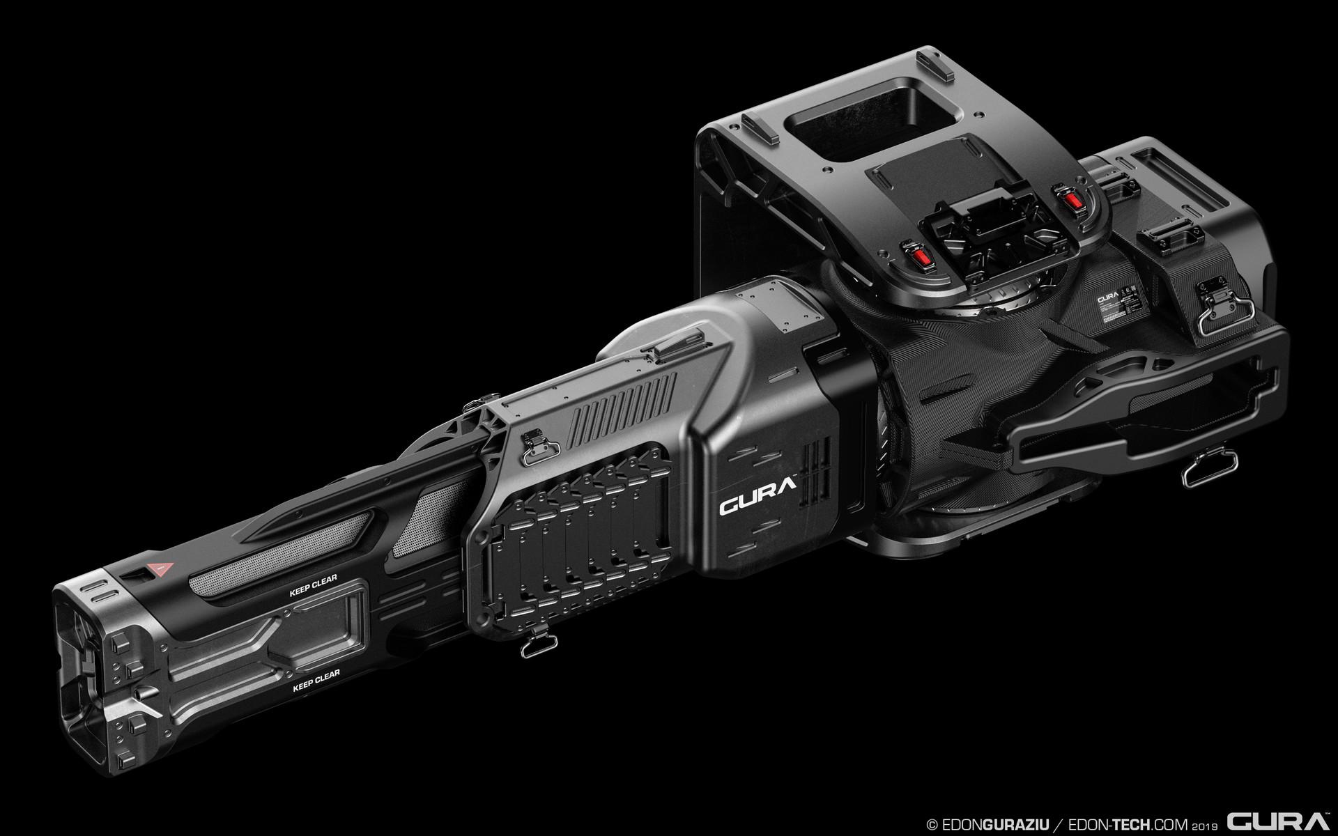 Edon guraziu laser canon image a
