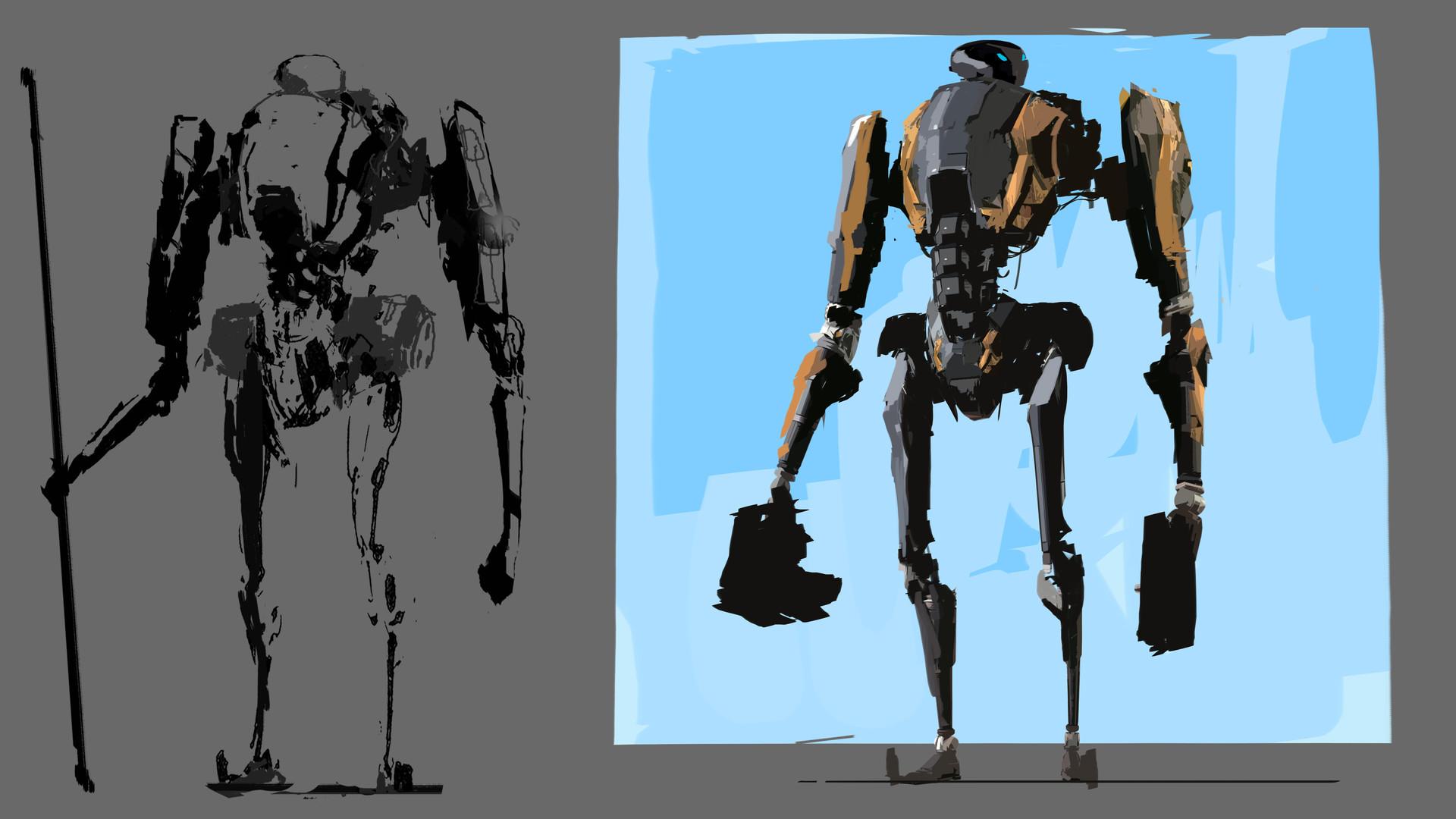 Kobe sek robotchr design