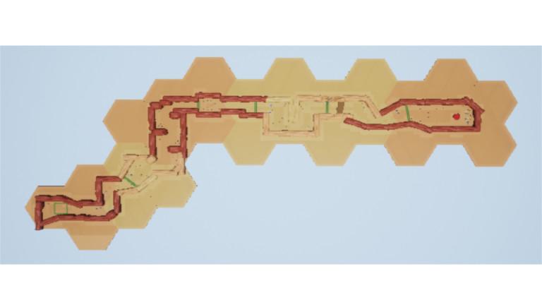 tuto canyon level map