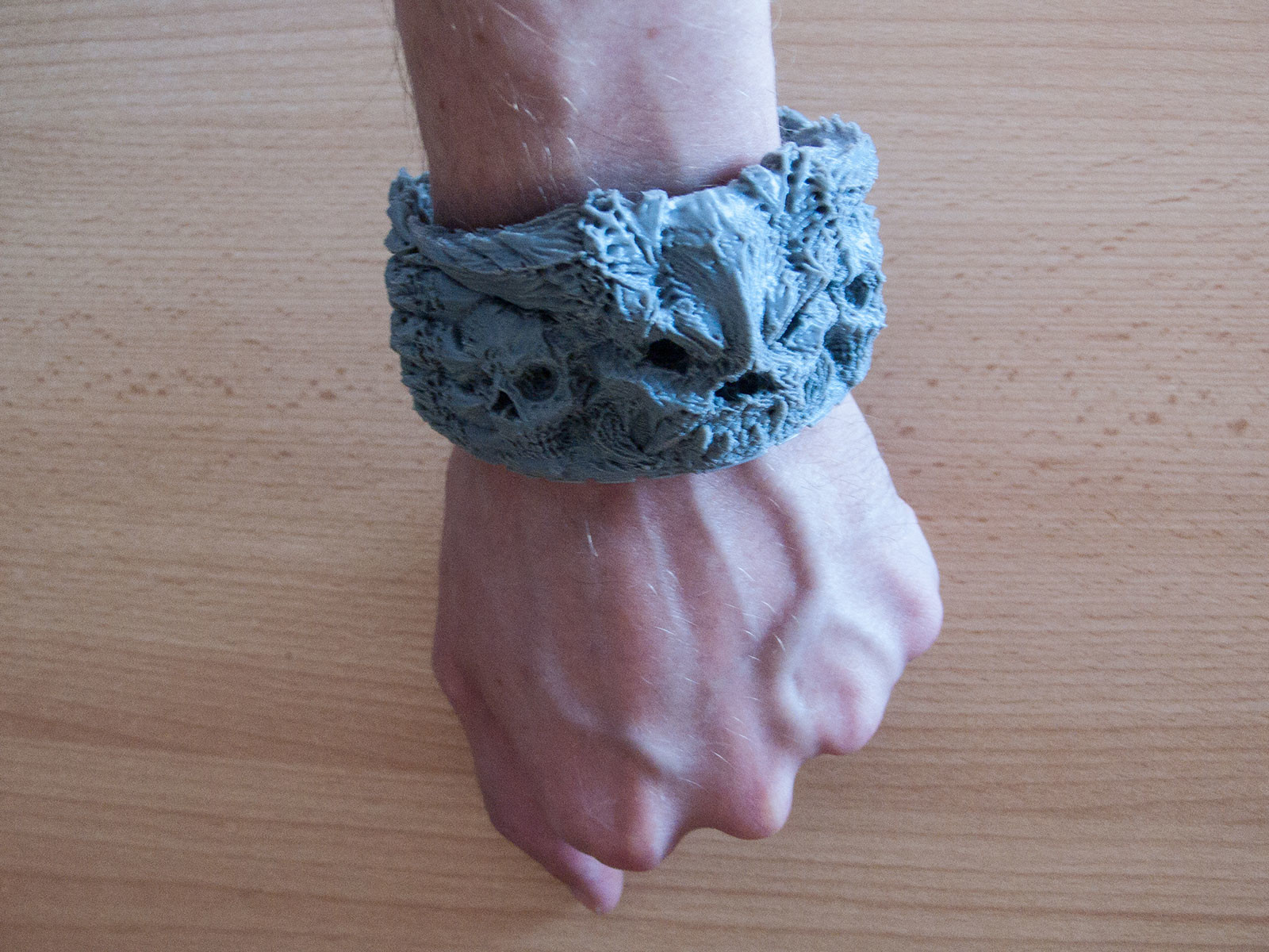 David hagemann braceletfist