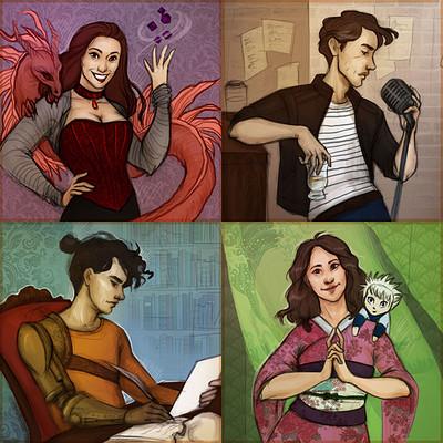 Antonia doncheva shadowdance avatars