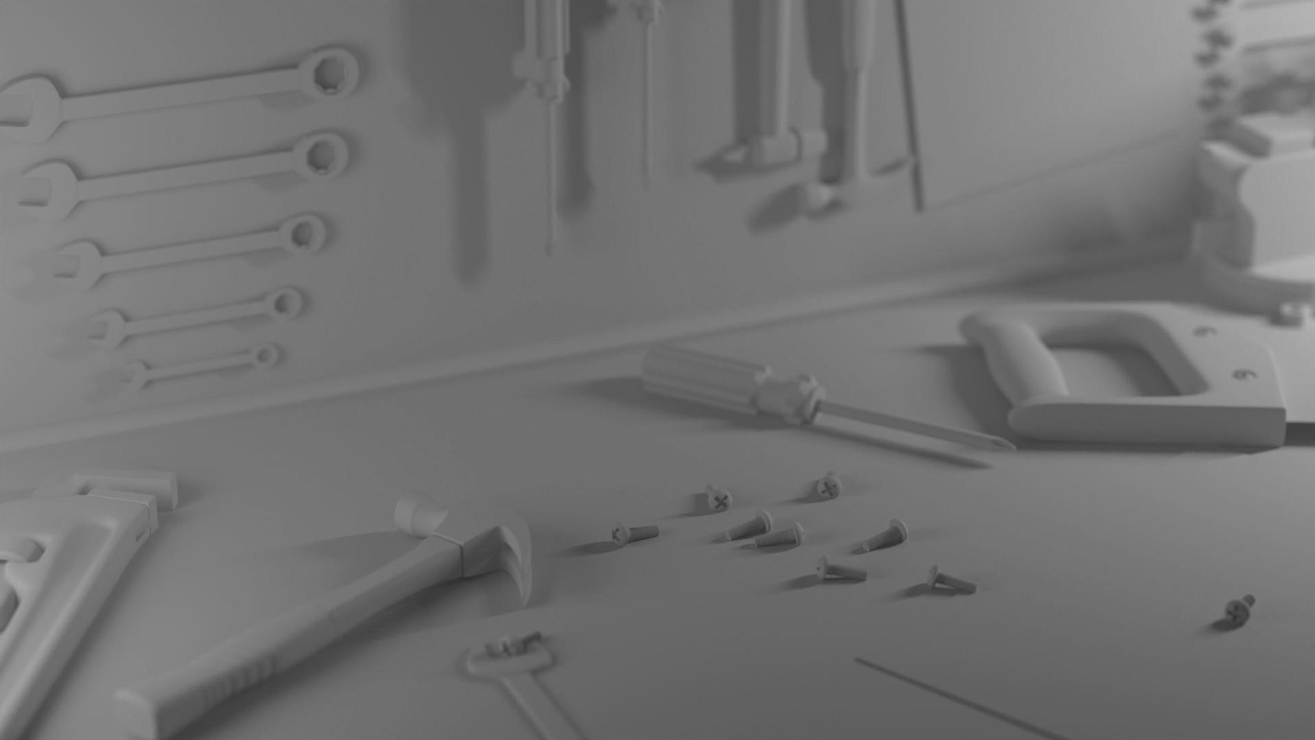 Michelangelo girardi tool bench