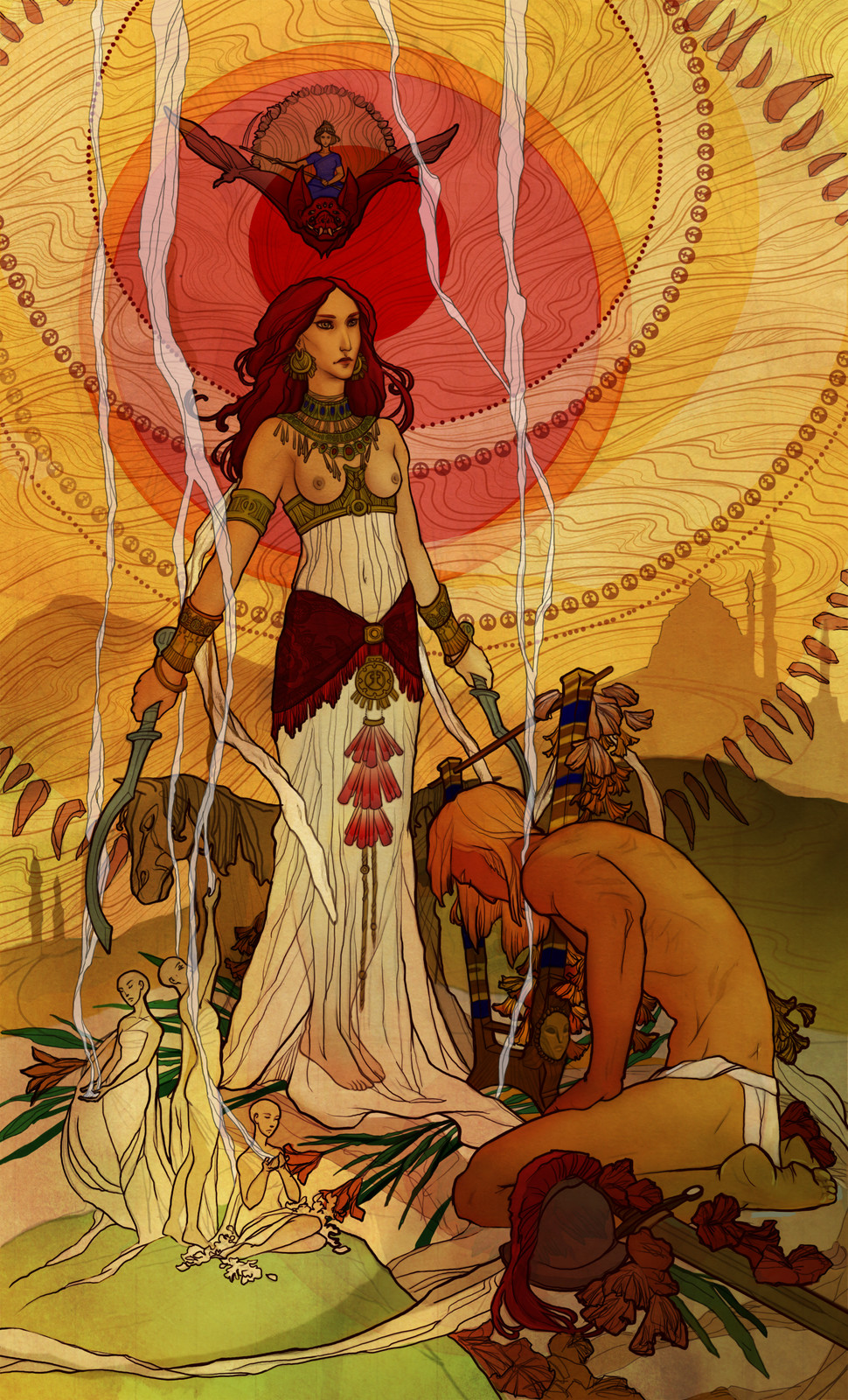 Gods of Glorantha - Jar-Eel