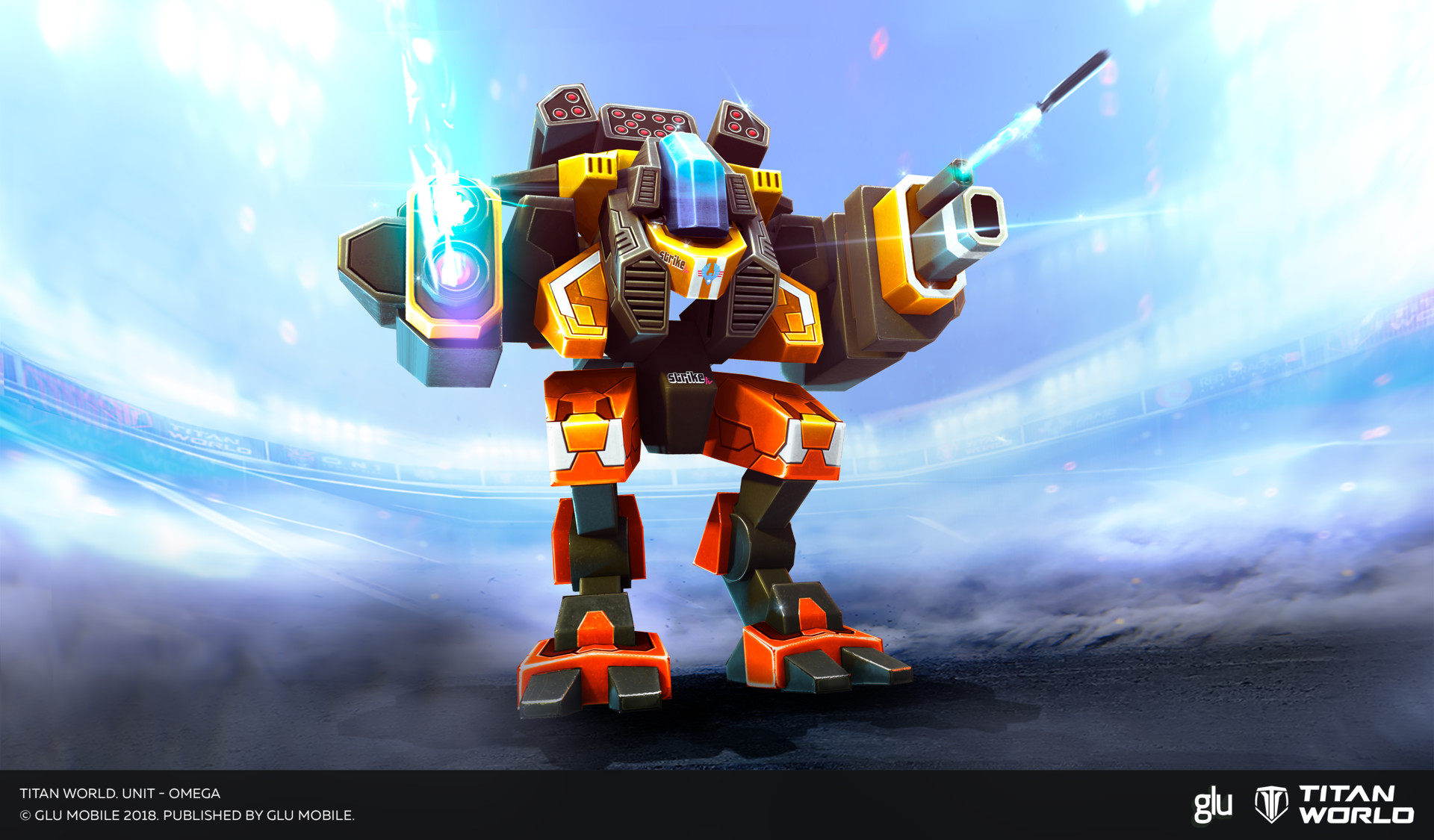 Unit - Omega
