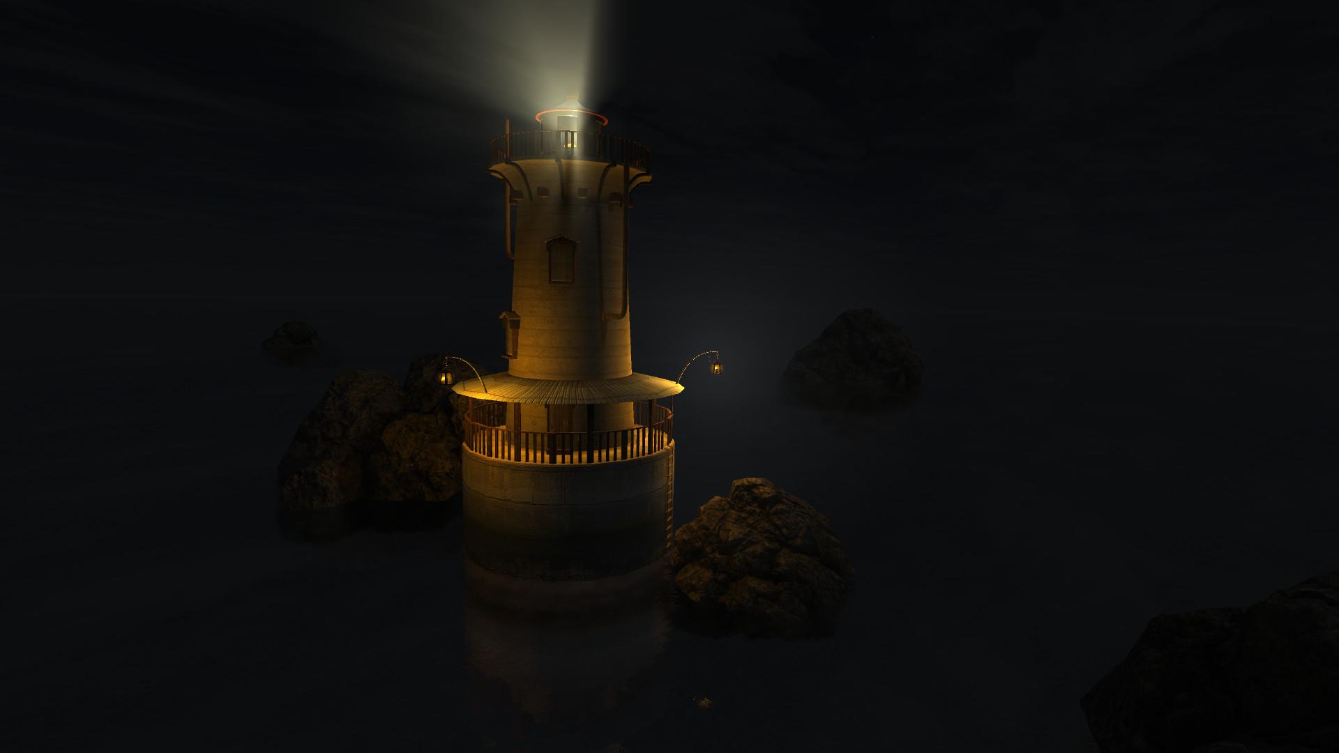Jordan cameron lighthouse 1