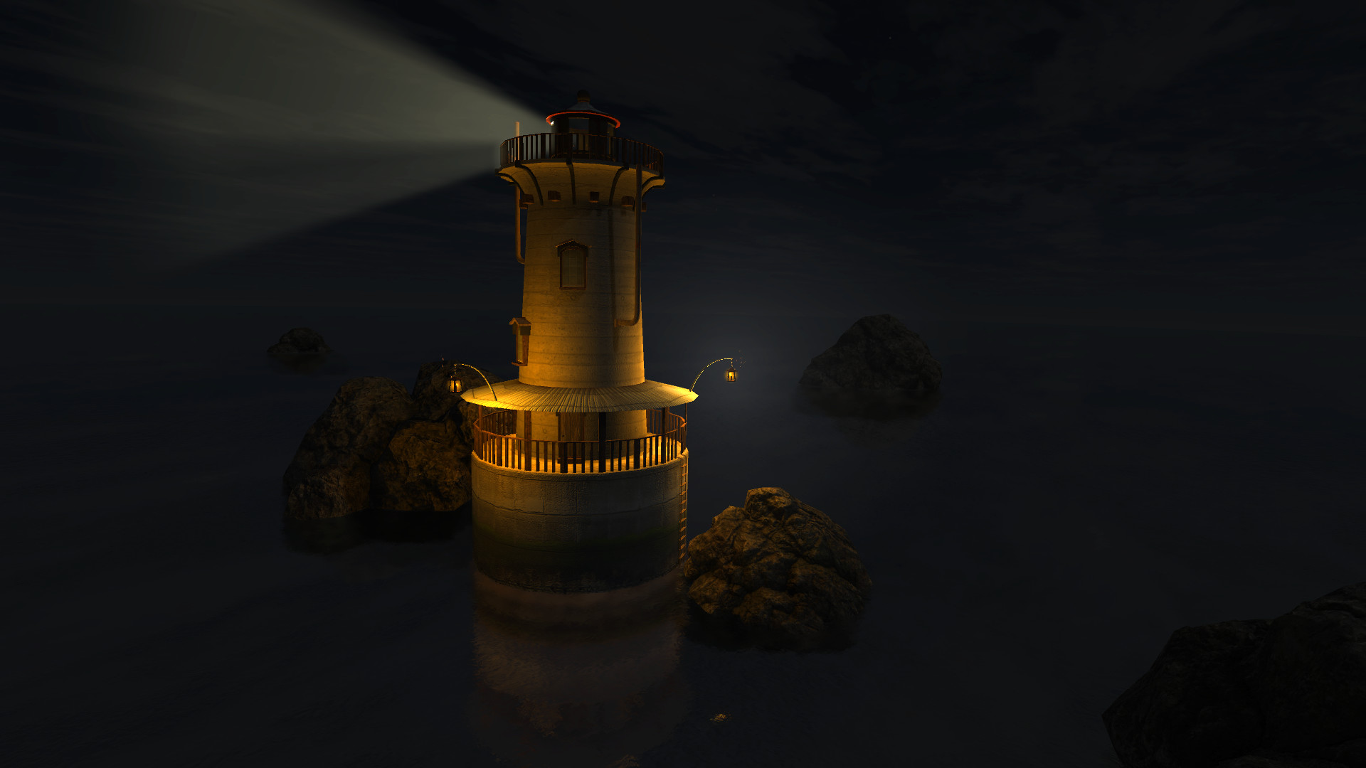 Jordan cameron lighthouse 3