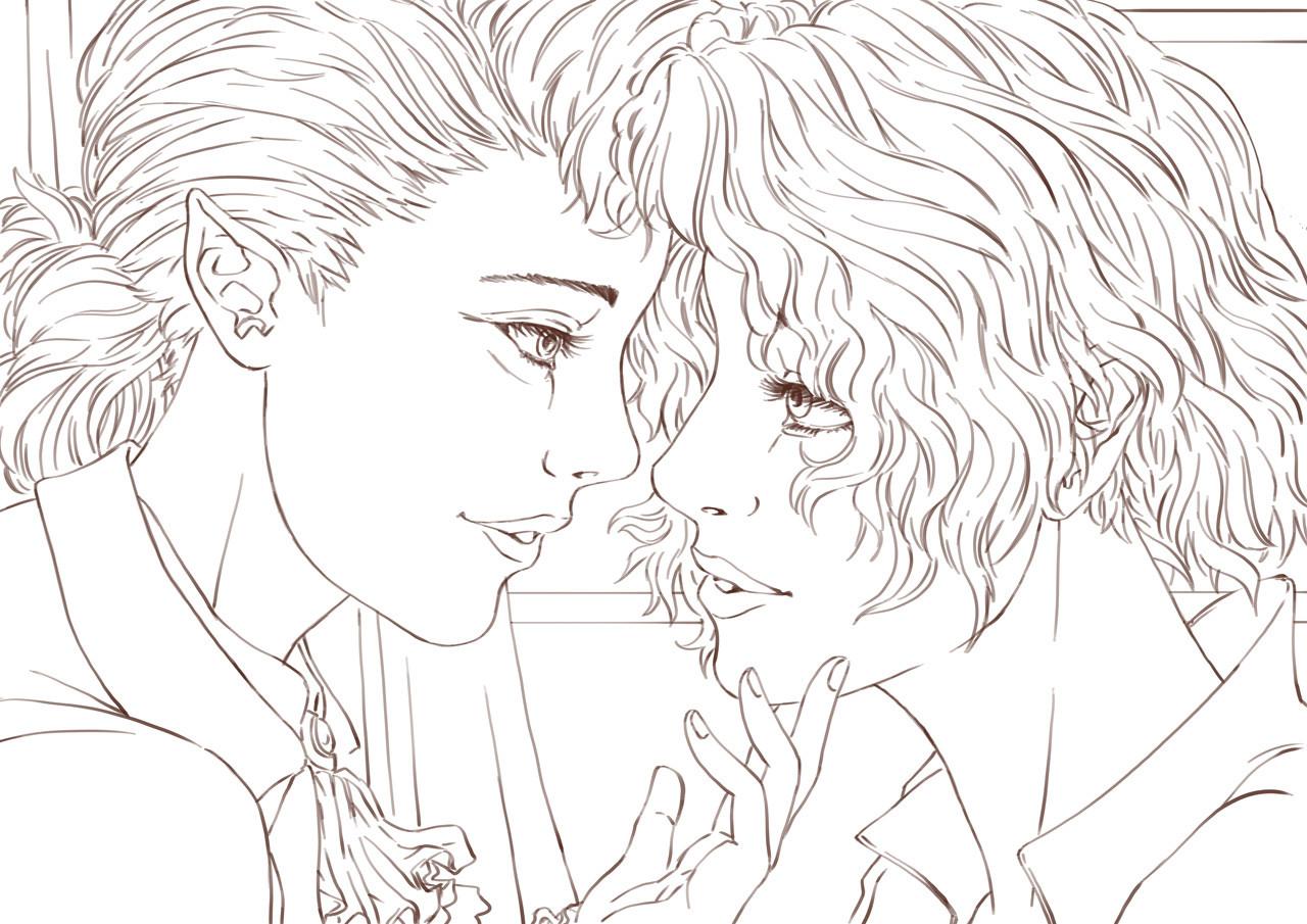 Axelle bouet kiss 5