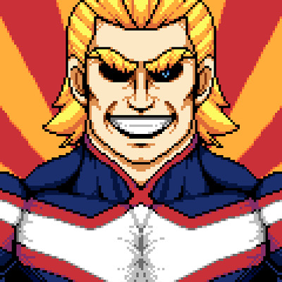Gabriel brandao alves myheroacademy all might