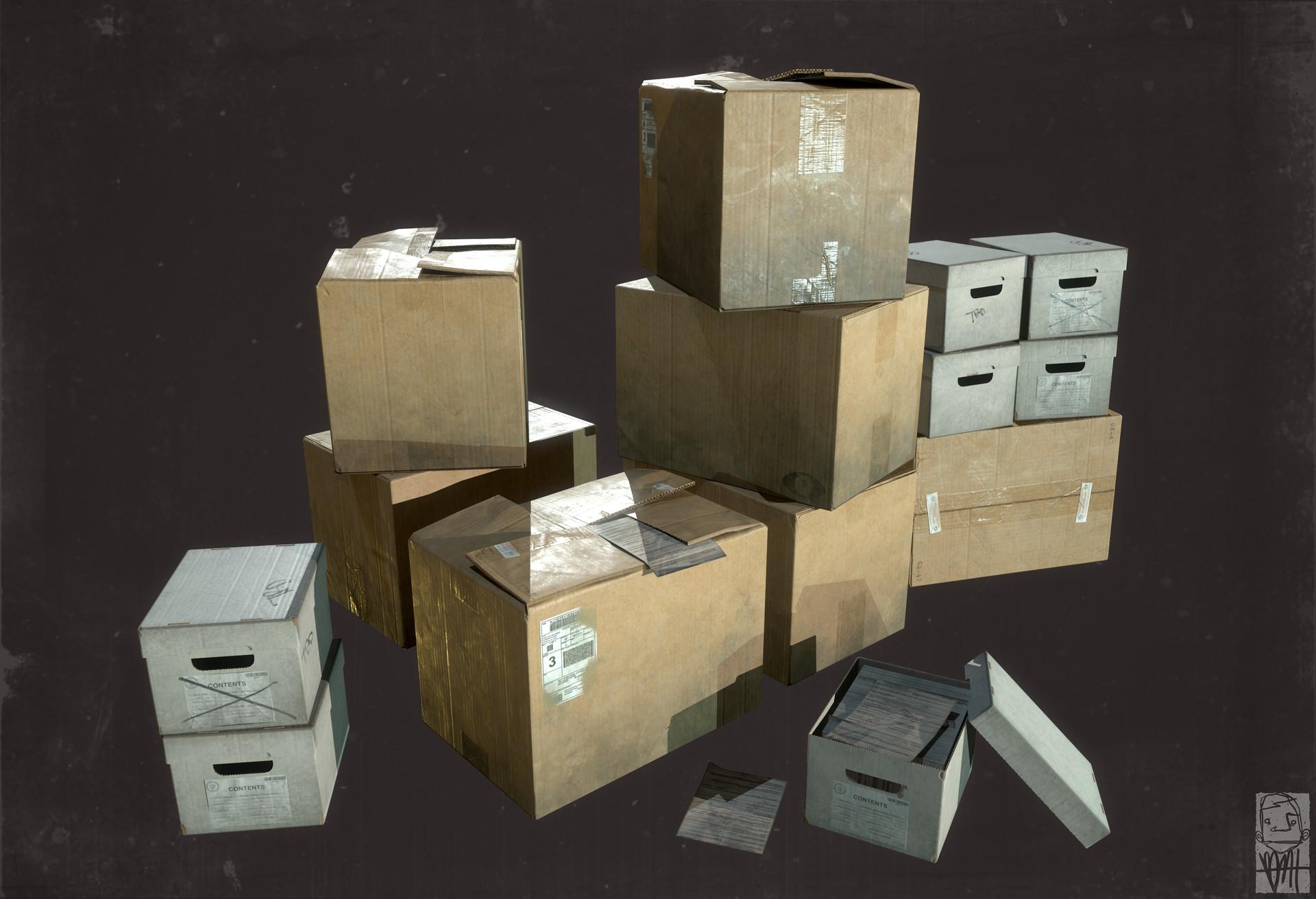 Brett marshall tucker the storage v1