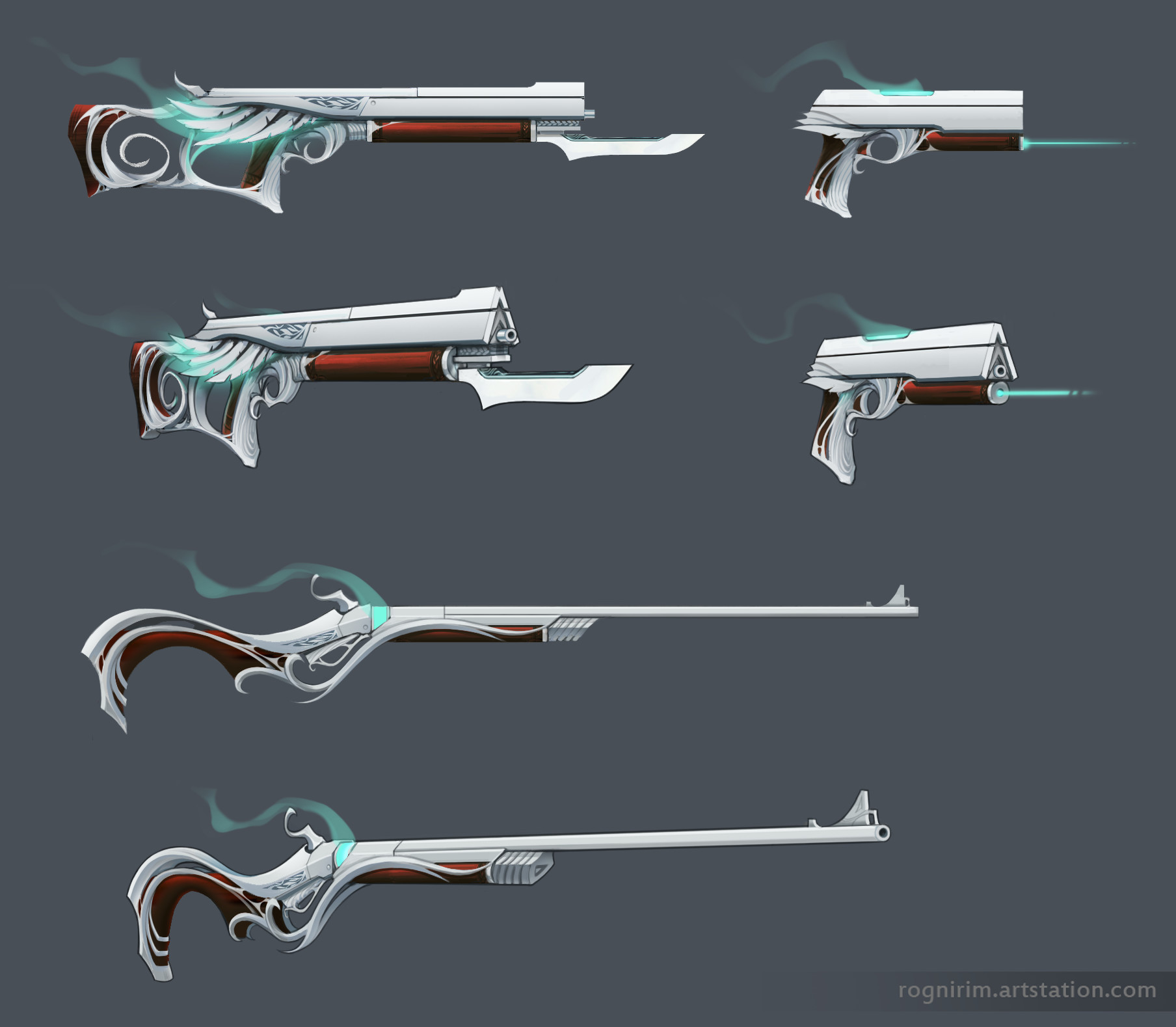 C levall weapons 02 all