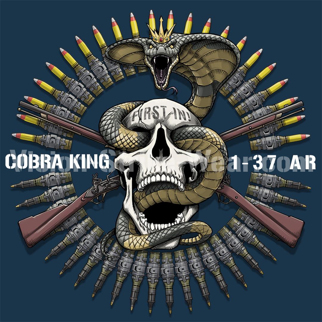 1-37 AR Cobra King Unit