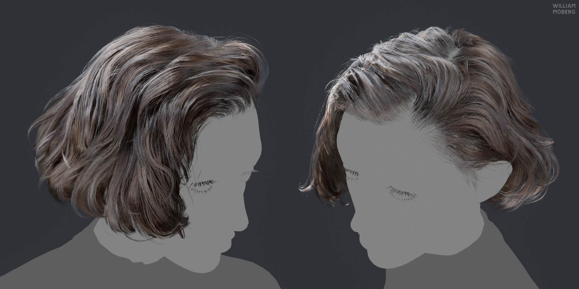 William moberg hair01b