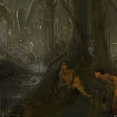 Tessa wessels swamp dragon full