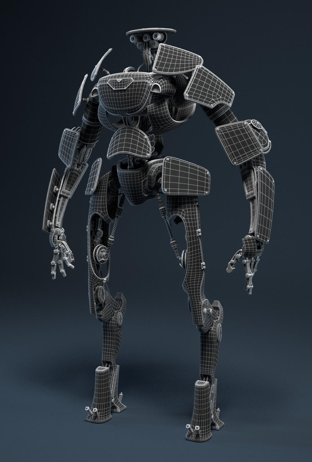 Alec hunstx robot topo