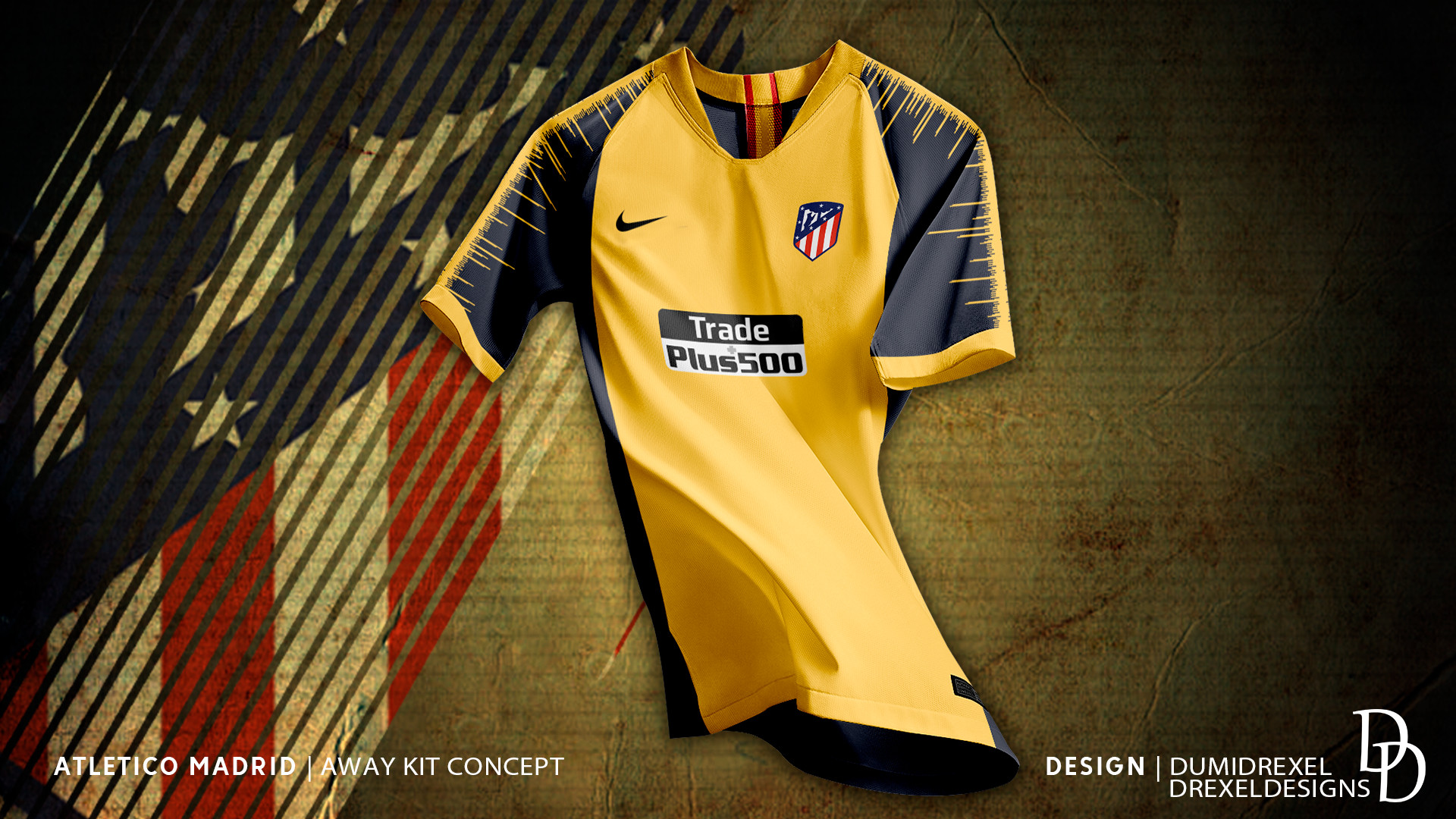 a1569e88a ArtStation - Atletico Madrid - Away Kit 19 20 Concept