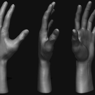 Weilun chin hand default
