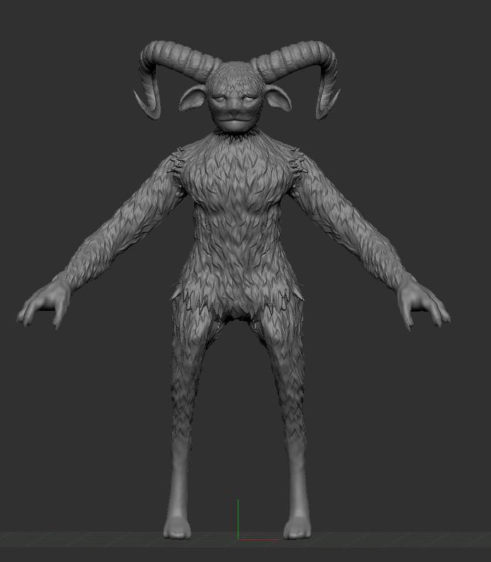 Mateusz wendowski creature 3