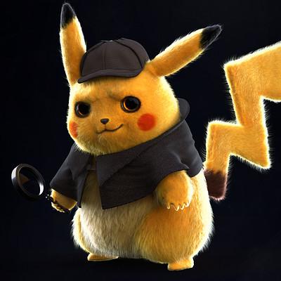 Carlos gonzalez villagomez pikachu face