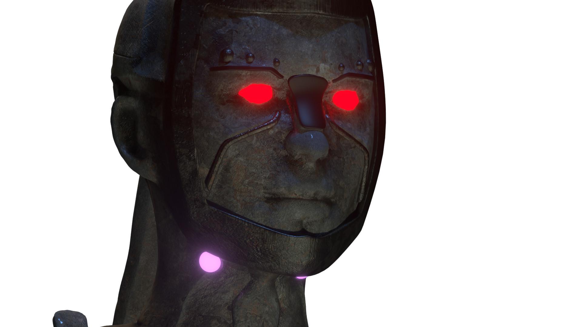 Kris hyde robot f
