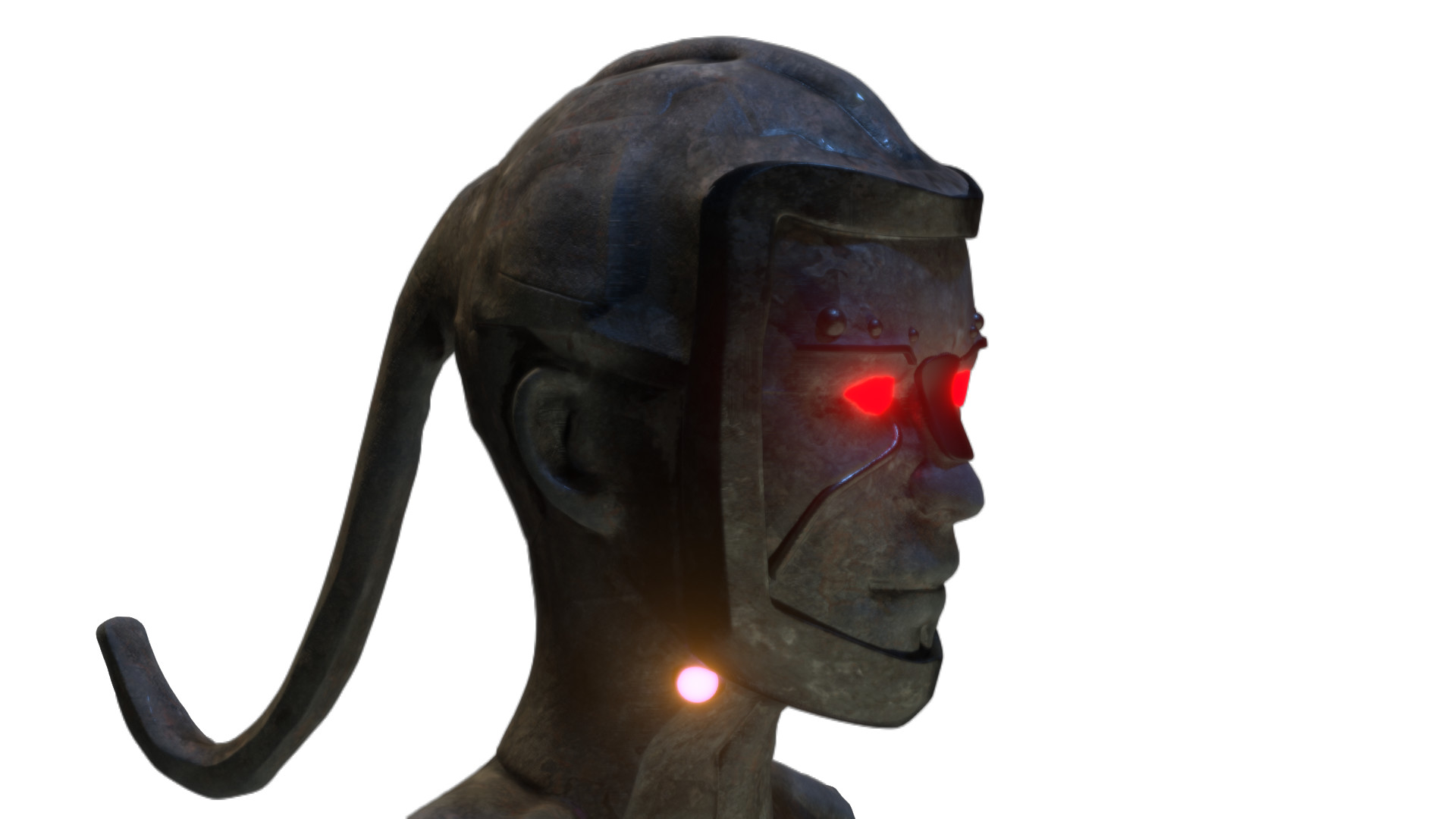 Kris hyde robot f3