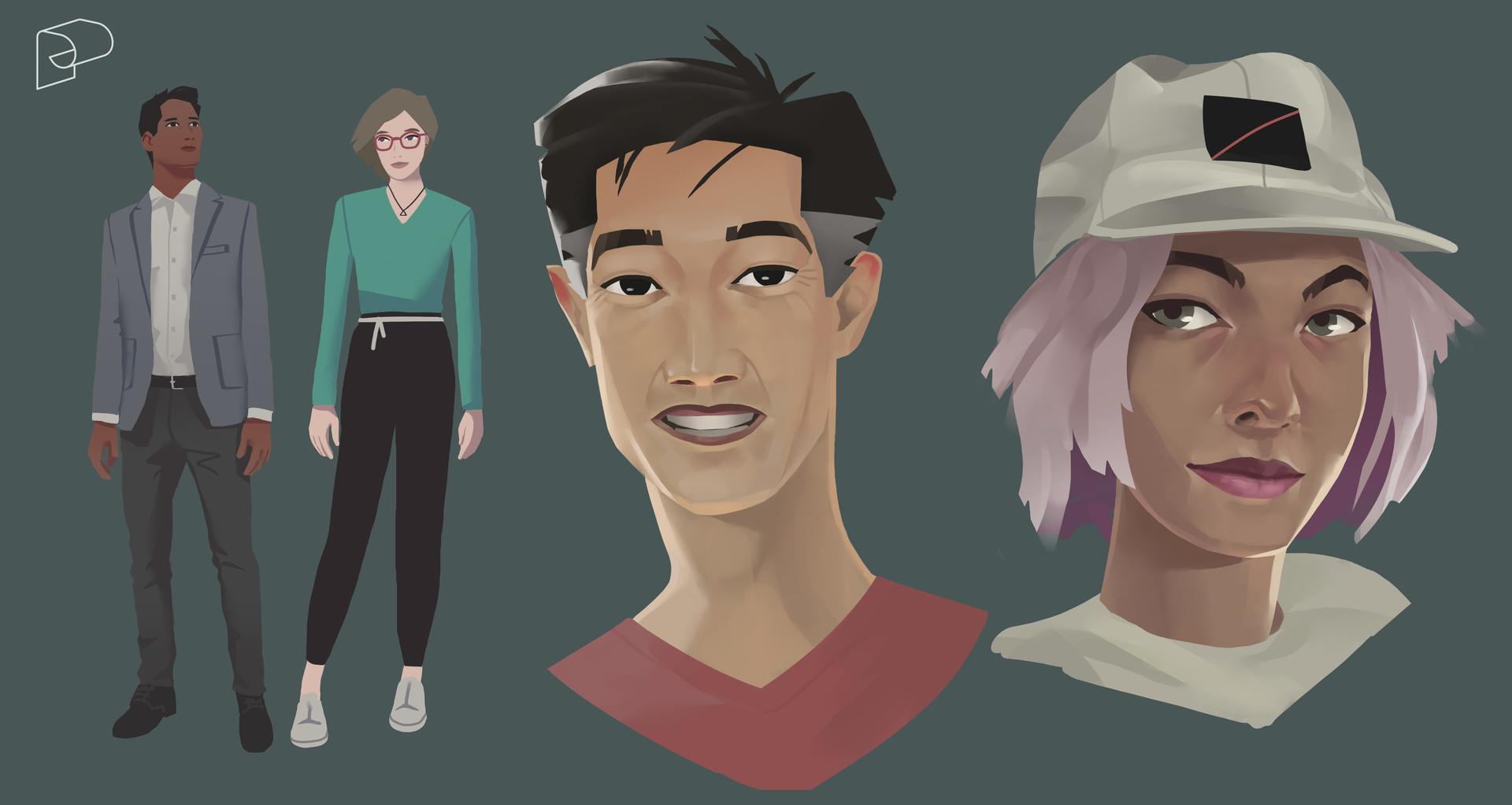 Izaak moody project eridu avatars