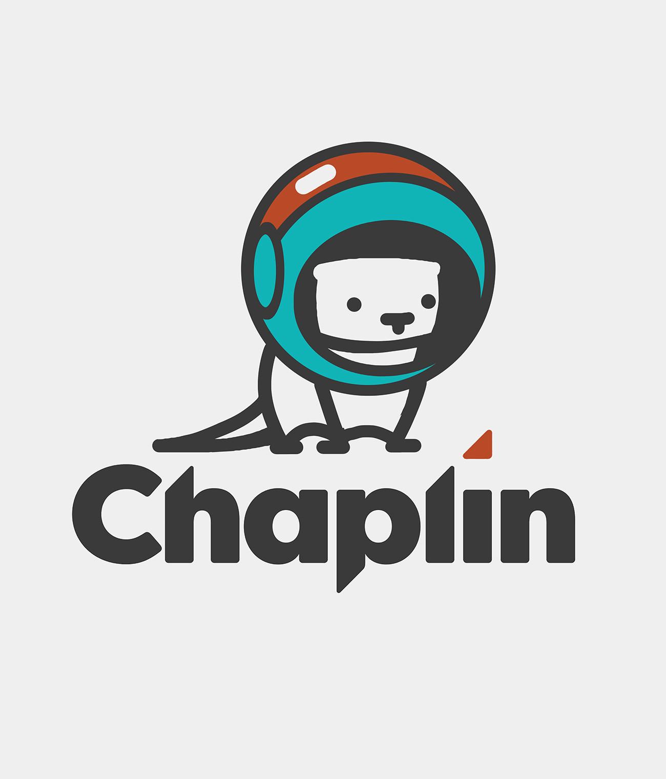 Izaak moody chaplin studio logo